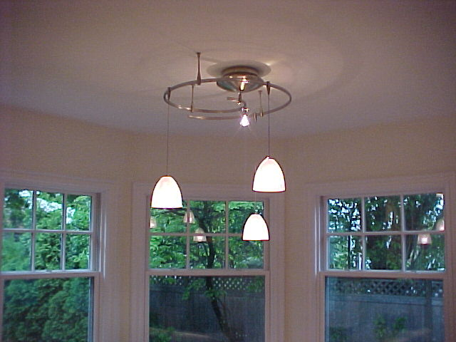 Track Lighting Over Kitchen Table Kitchen Design Ideas - Track lighting over kitchen table